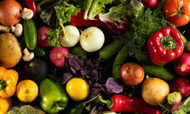 Boron Nutrient-rich Natural Foods