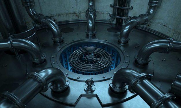 High Purity Boron Controls Nuclear Power