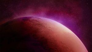 Boron on Mars - Life on Mars