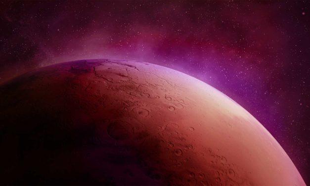 Boron Unlocks the Secrets of Life on Mars