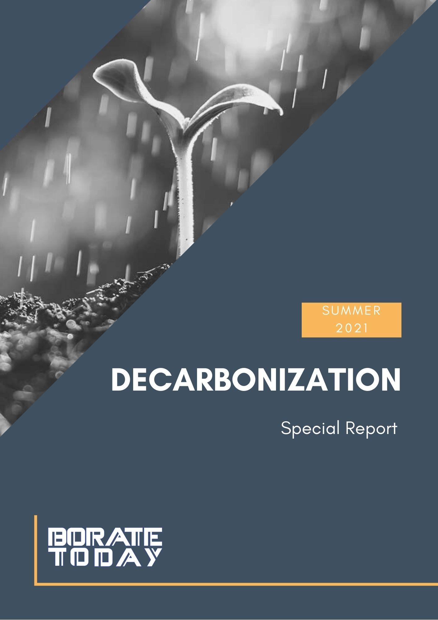 Decarbonization – Special Report