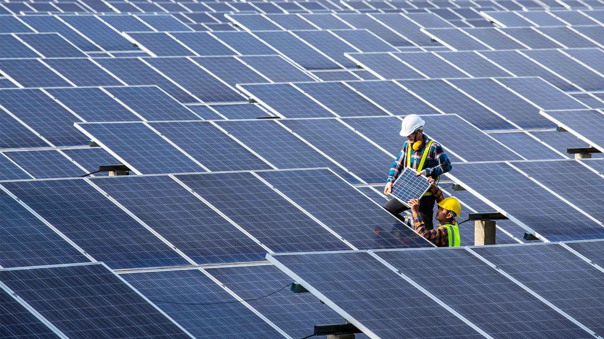 Boron - Solar Power