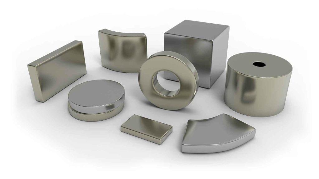 Boron inside - in Neodymium Magnets