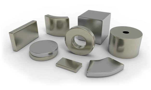 Rare Earth Magnet Producers Using Boron to Get Tax Credits