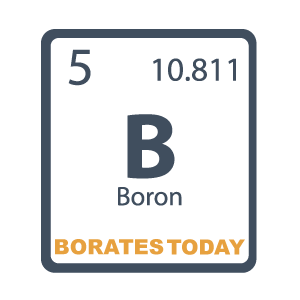 News about Boron and Borates