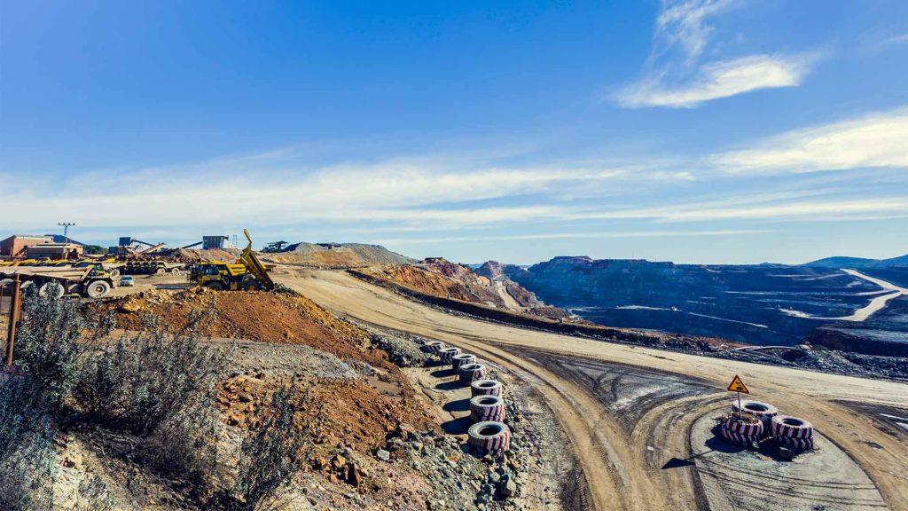 Mining Boron and Borates