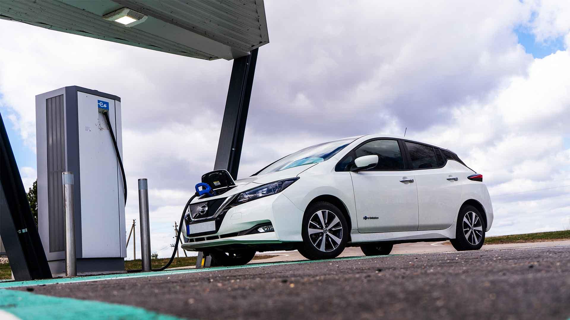 Nissan EV Battery