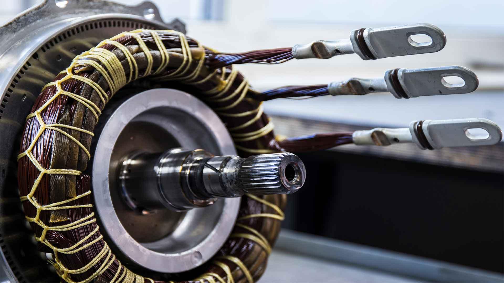 Boron Magnets to Drive Powertrains